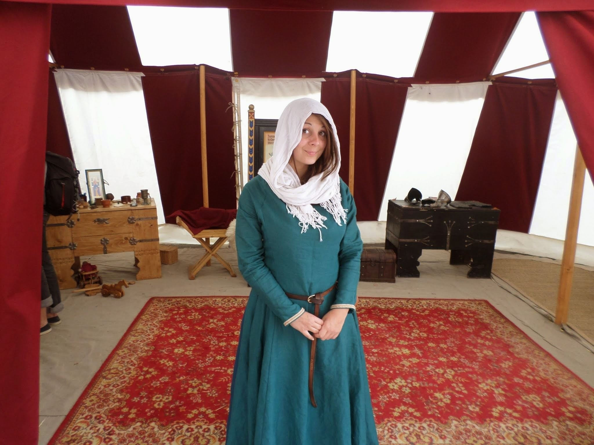 """French guided tour """"The Middle Ages as if you were there"""""""