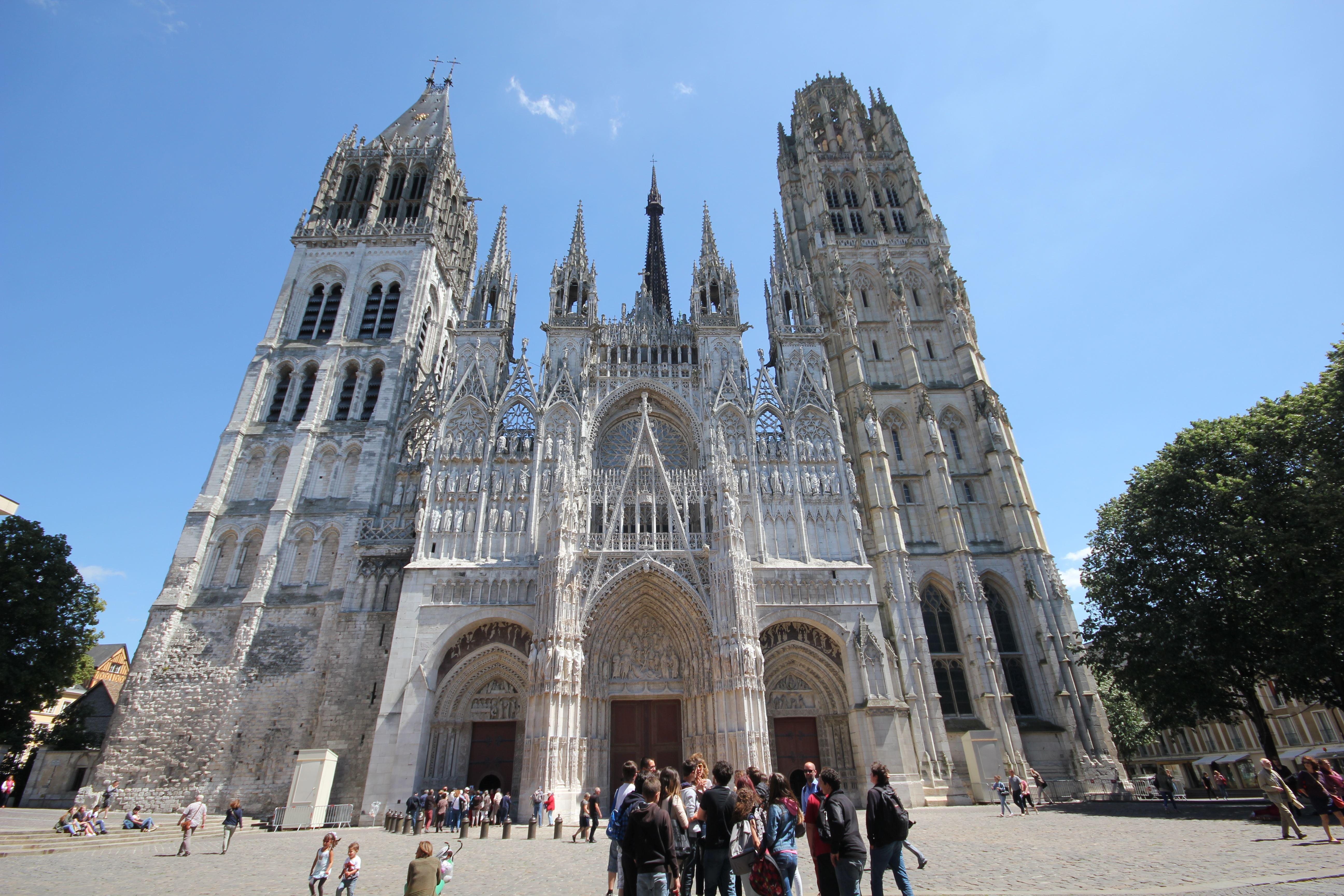 La Cathédrale et ses alentours (visite guidée), dimanche 22 octobre