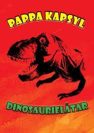 Tisdagskvällar på sjöfartsmuseet - Dinosaurielåtar med Pappa Kapsyl