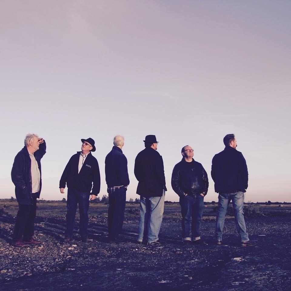 Tisdagskvällar på Sjöfartsmuseet - Heavenly Mountain Band