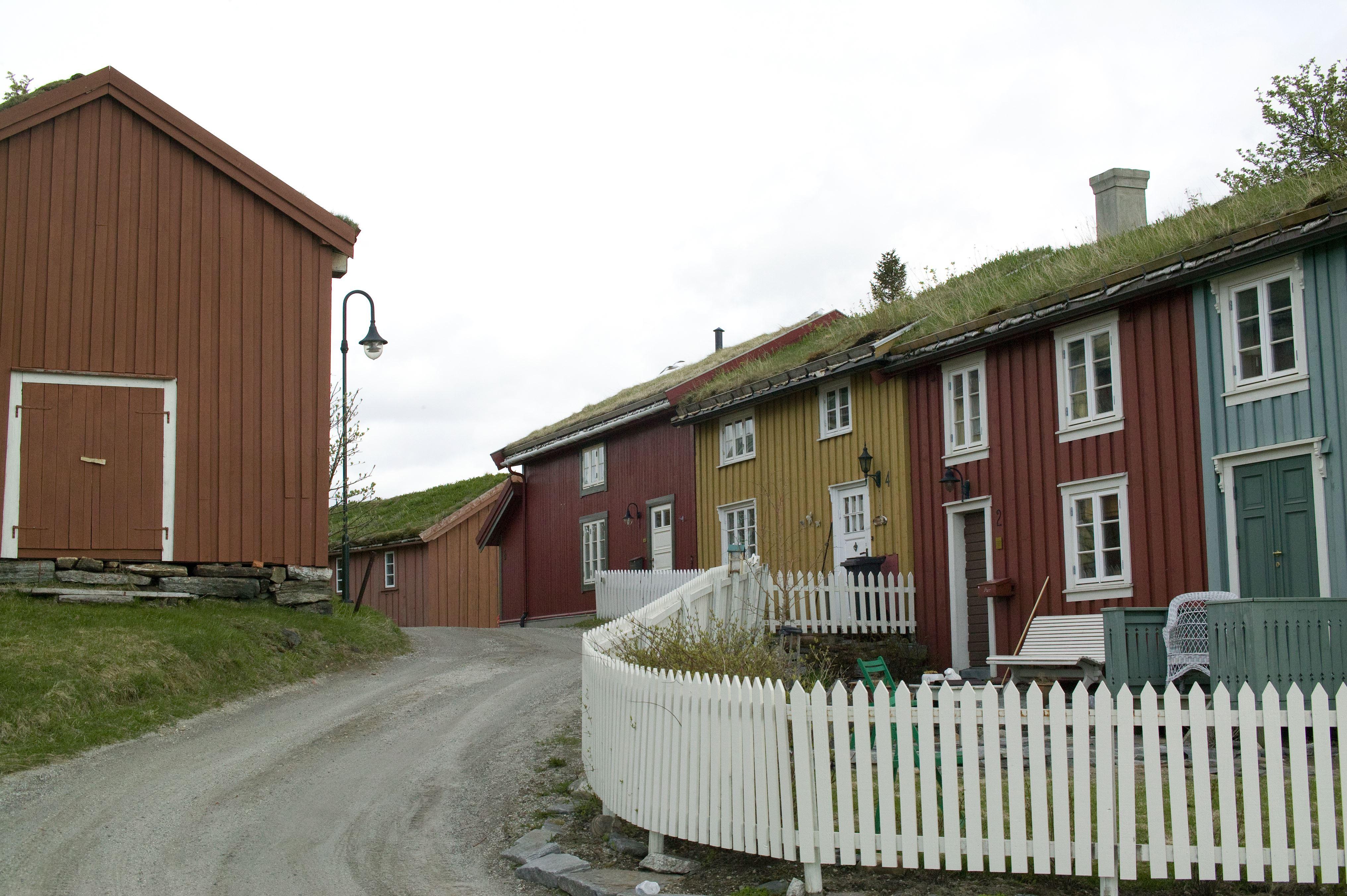 Byguiding Mo I Rana - barn