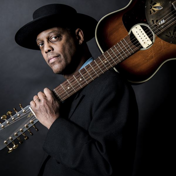 ERIC BIBB - TALES FROM A BLUESBROTHER