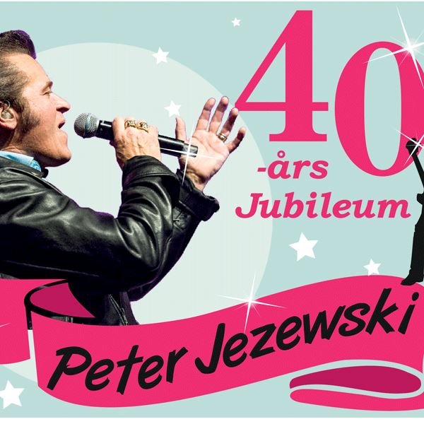 PETER JEZEWSKI - 40-ÅRSJUBILEUM