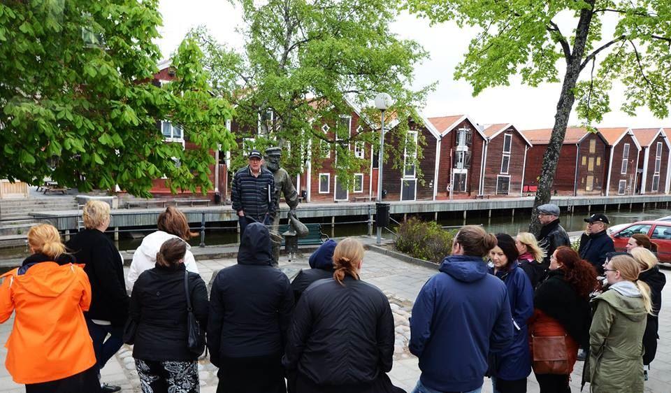 Historisk stadsvandring i Hudiksvall