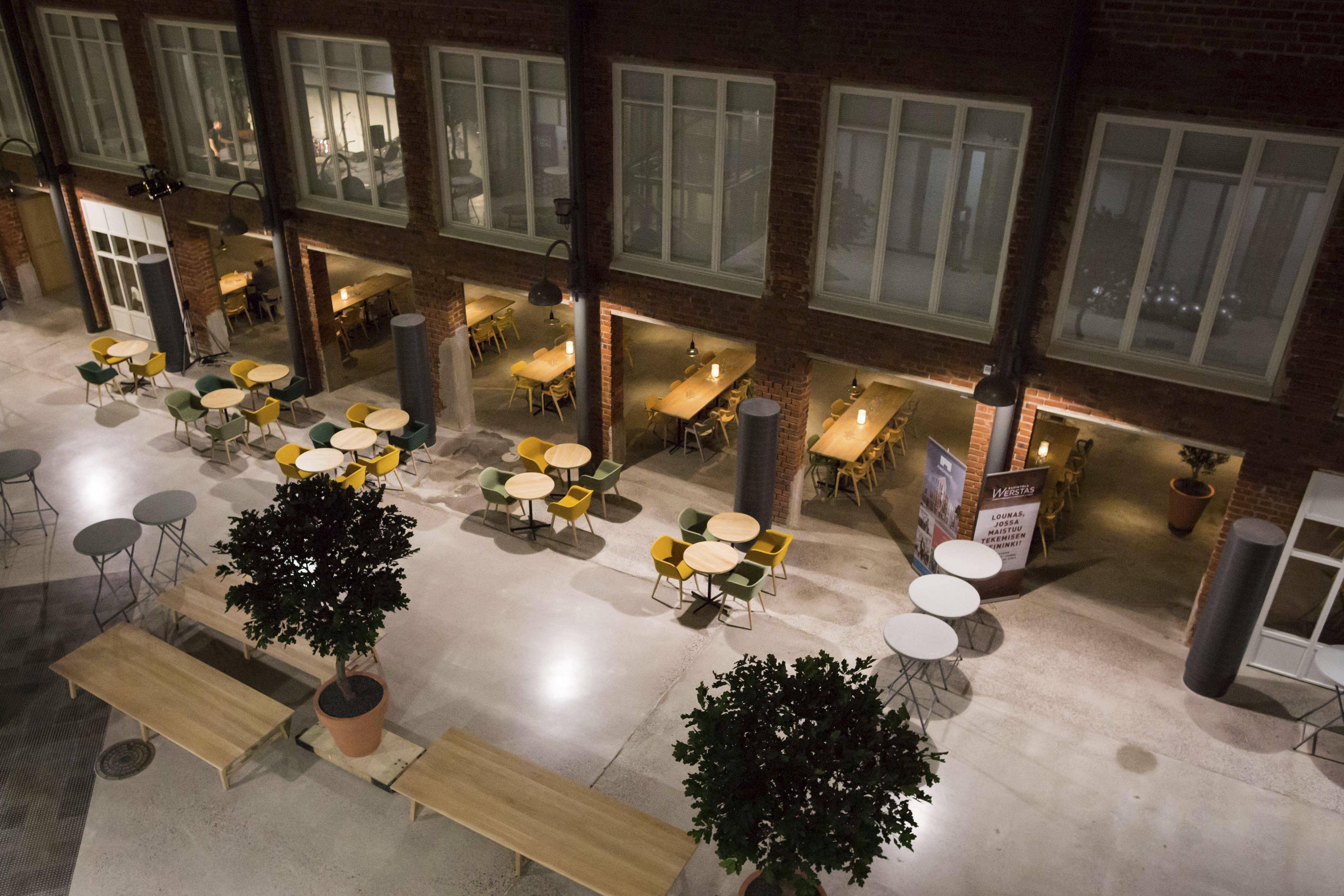 Restaurant Werstas (copy)