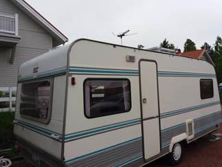 Steda caravan