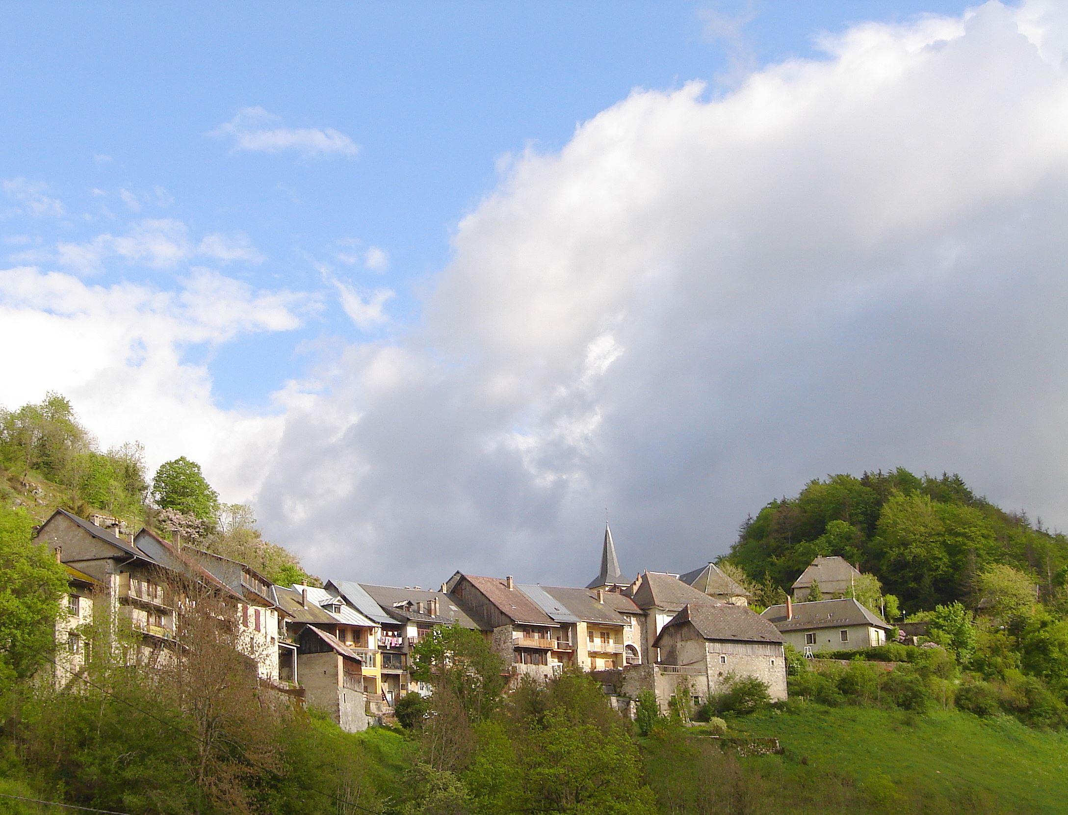 Visite - Le Vieux Bourg du Châtelard