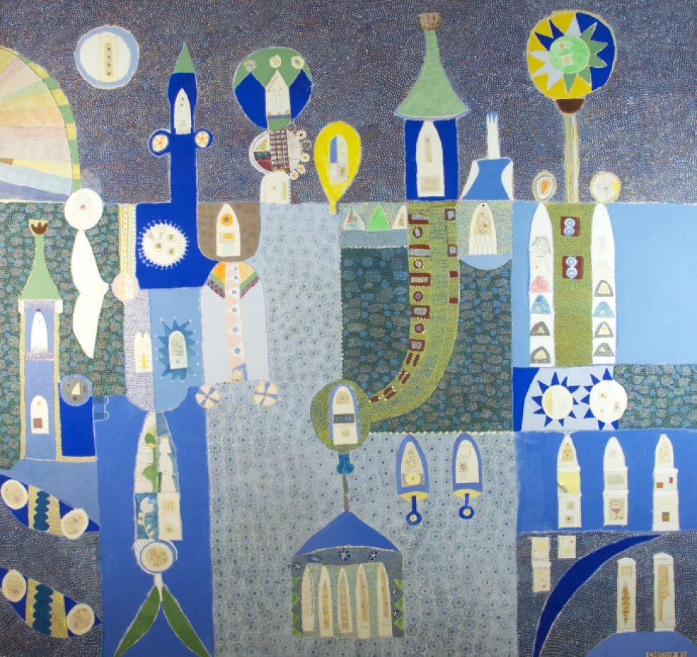 Christoffer Nordenhielm - måleri/minnesutställning