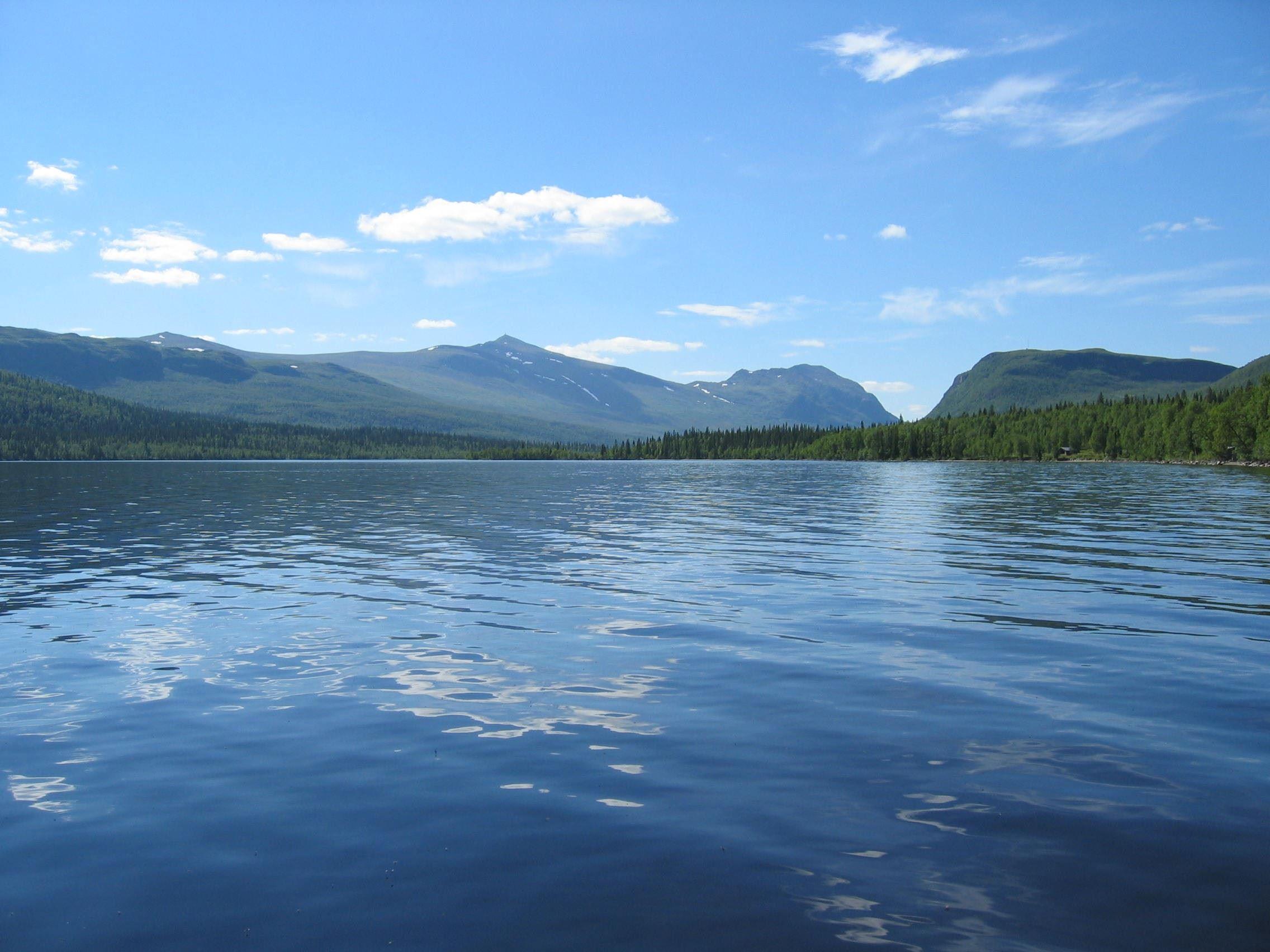 Notdragning i Boksjön - en del i fiskefestivalen