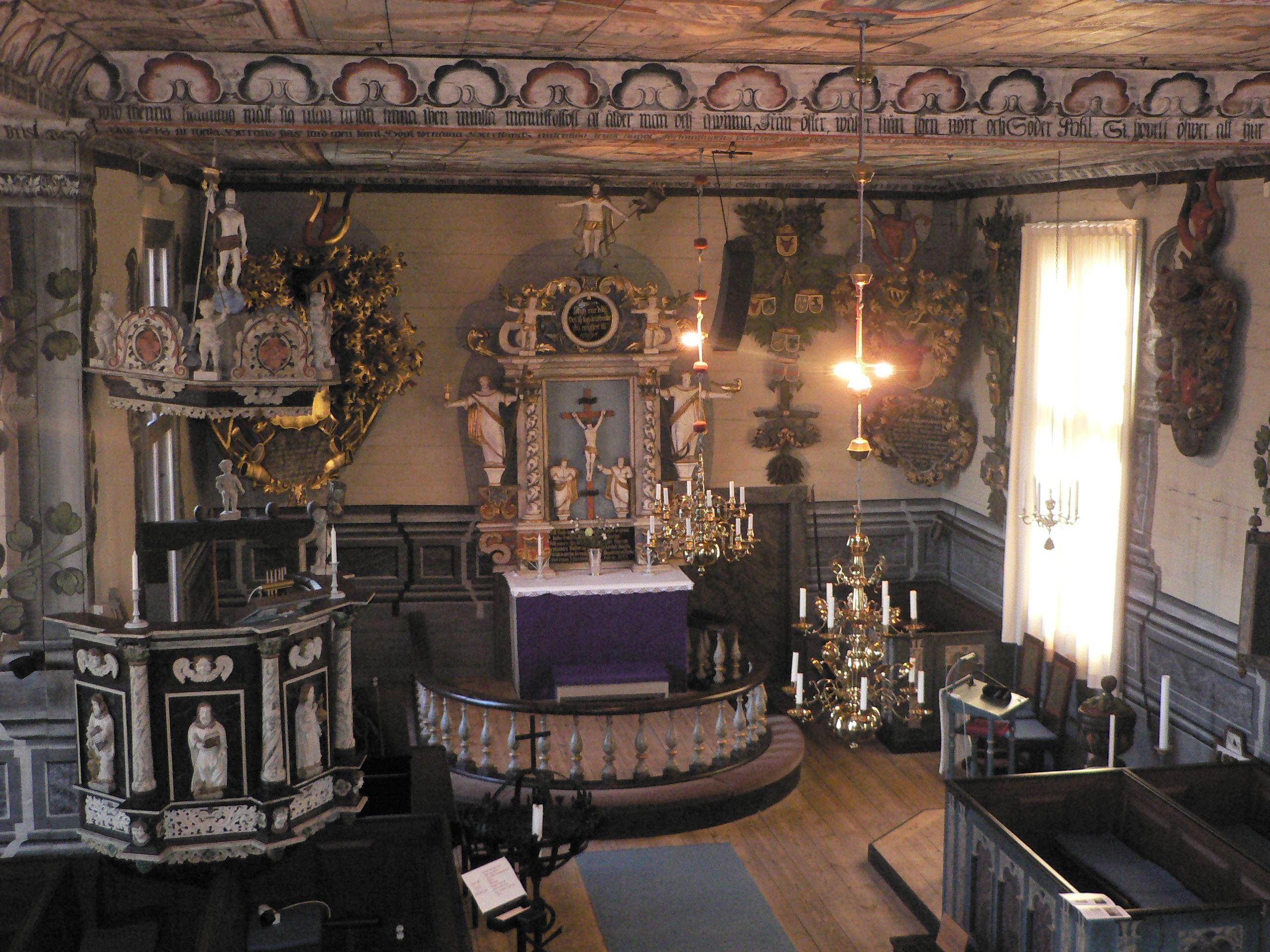 © Svenska kyrkan, Brandstorps Kirche