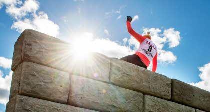 Bergeforsen Obstacle Race 2017