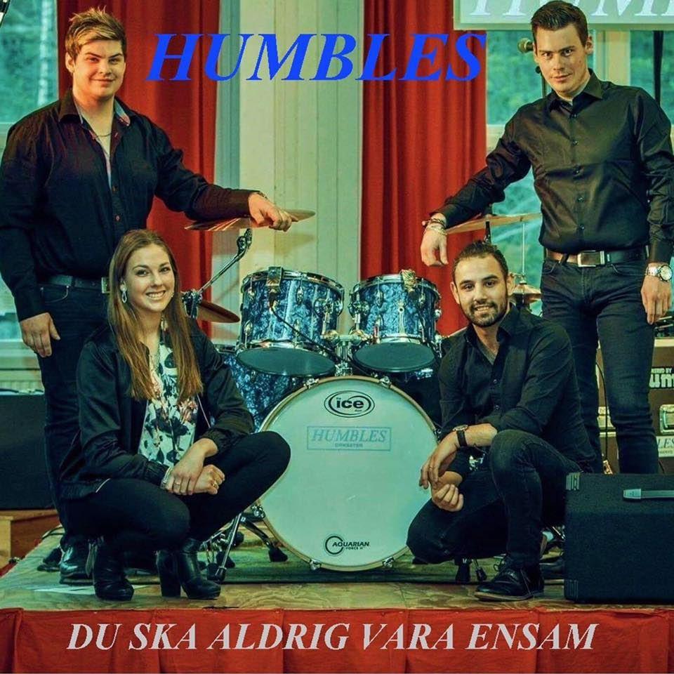Musikunderhållning på Olssonska gården - 'Humbles'