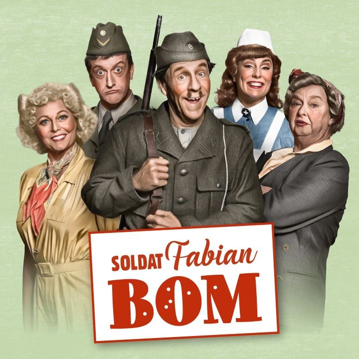 Soldier Fabian Bom