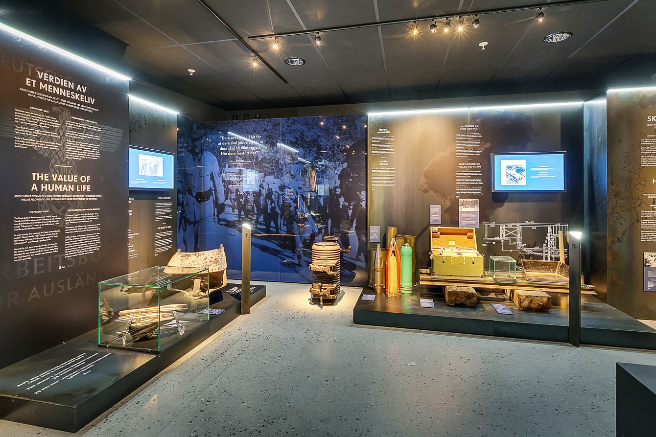 Narvik War Museum Guided Tour