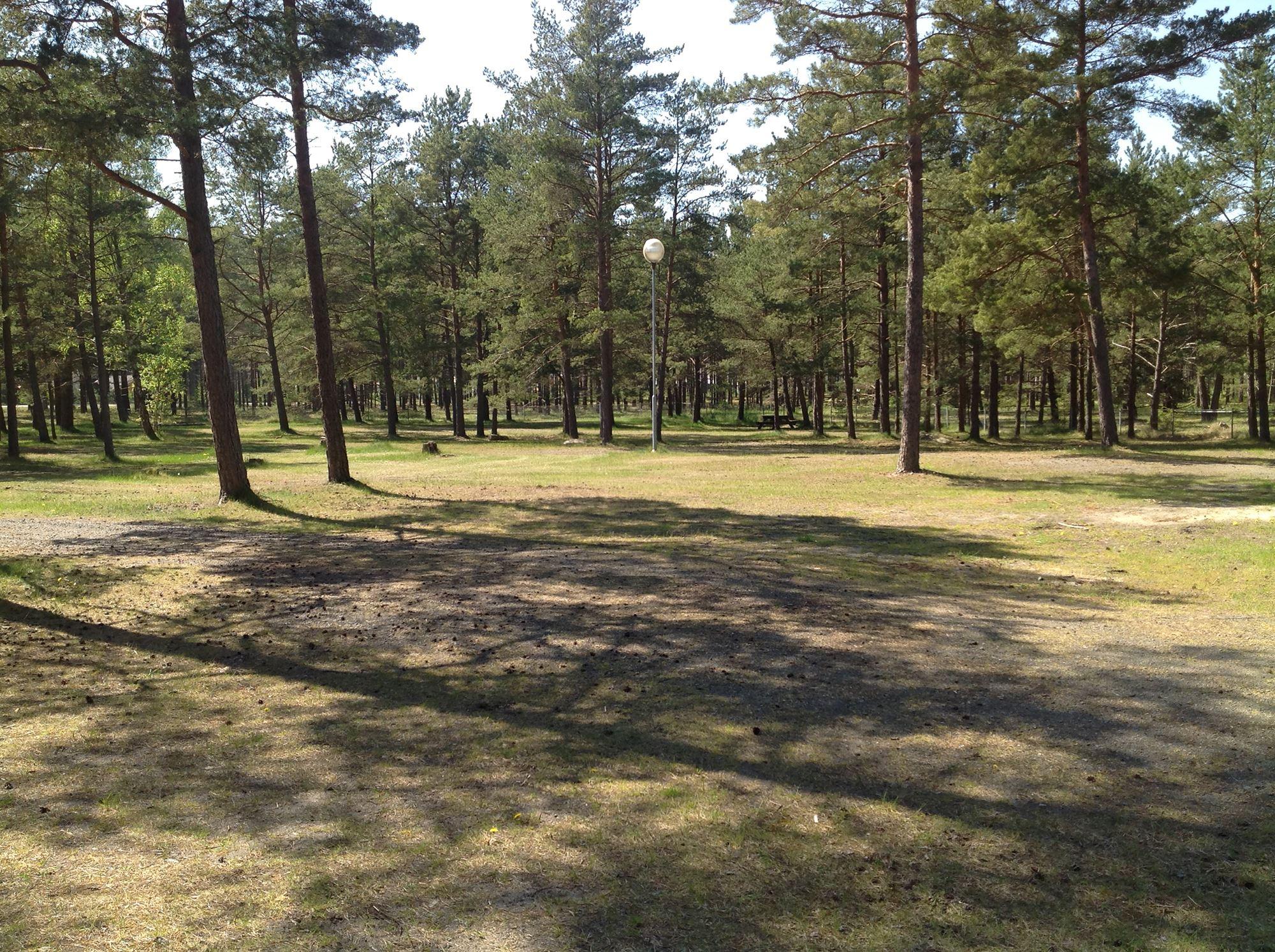 Ställplats - First Camp i Åhus