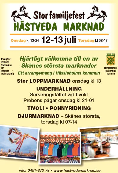 Hästveda Markt