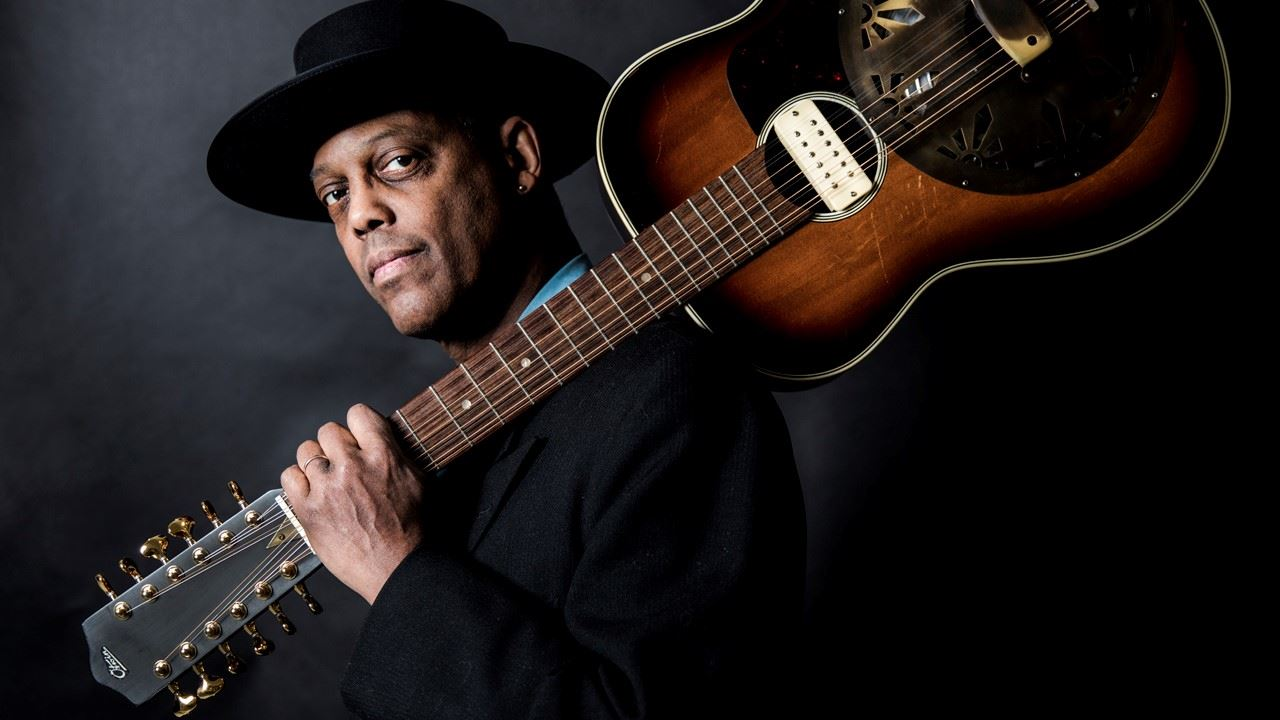 Eric Bibb - Tales From A Blues Brother