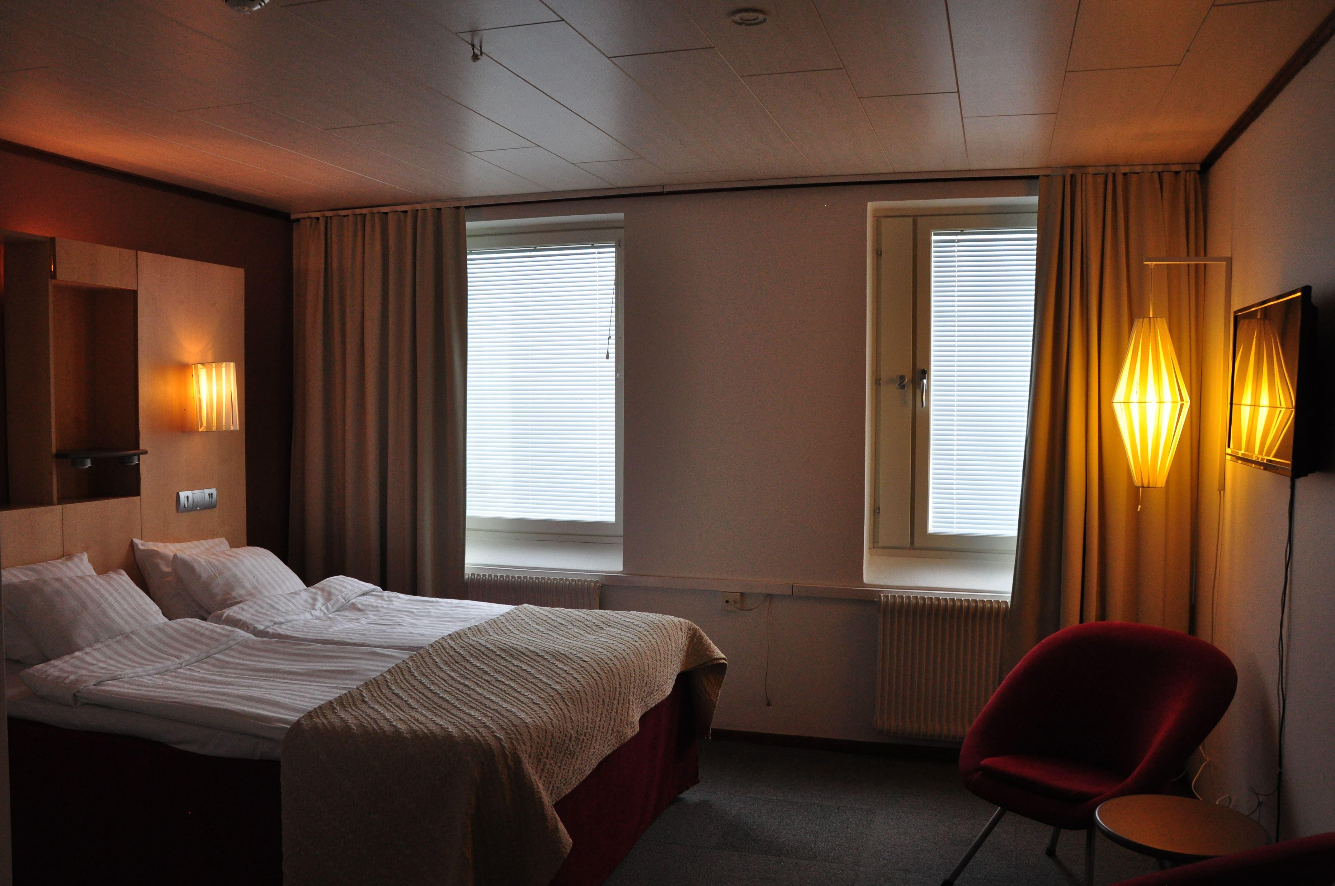 City Strand hotell