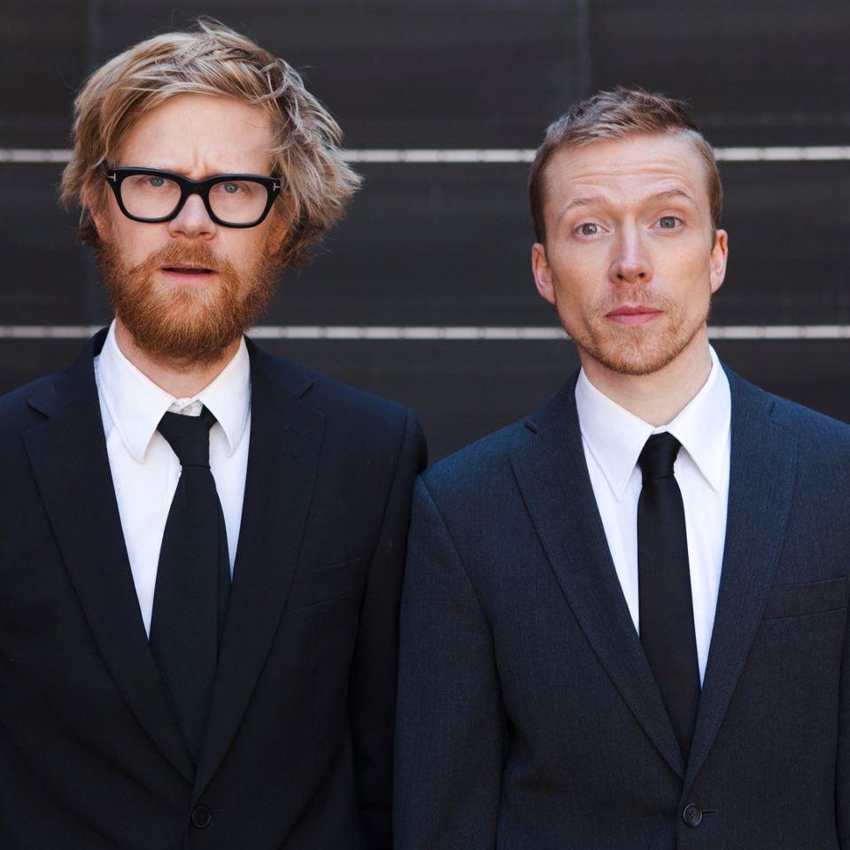 Anders & Måns - Nu har vi väl trevligt?