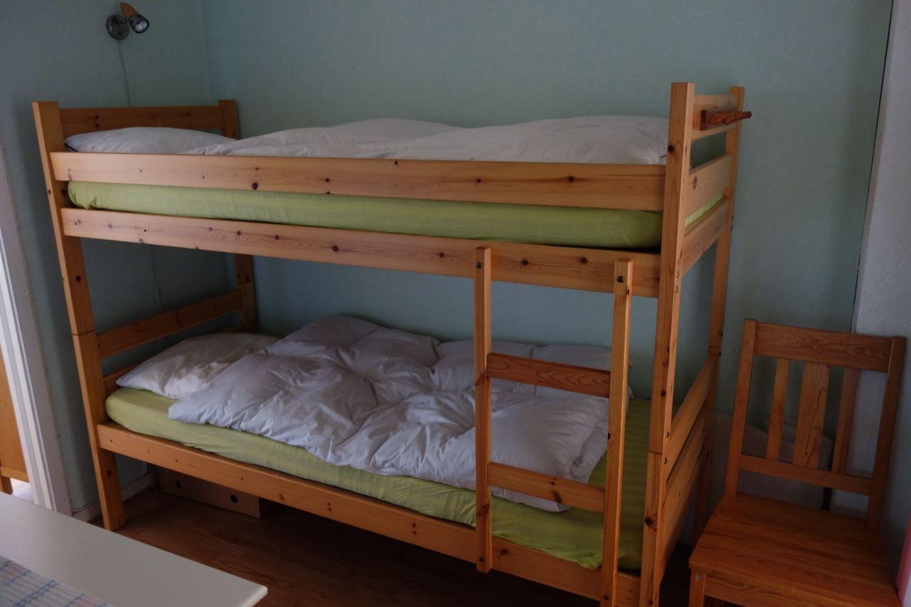 Hütte mit 5 Betten - Sillnäs