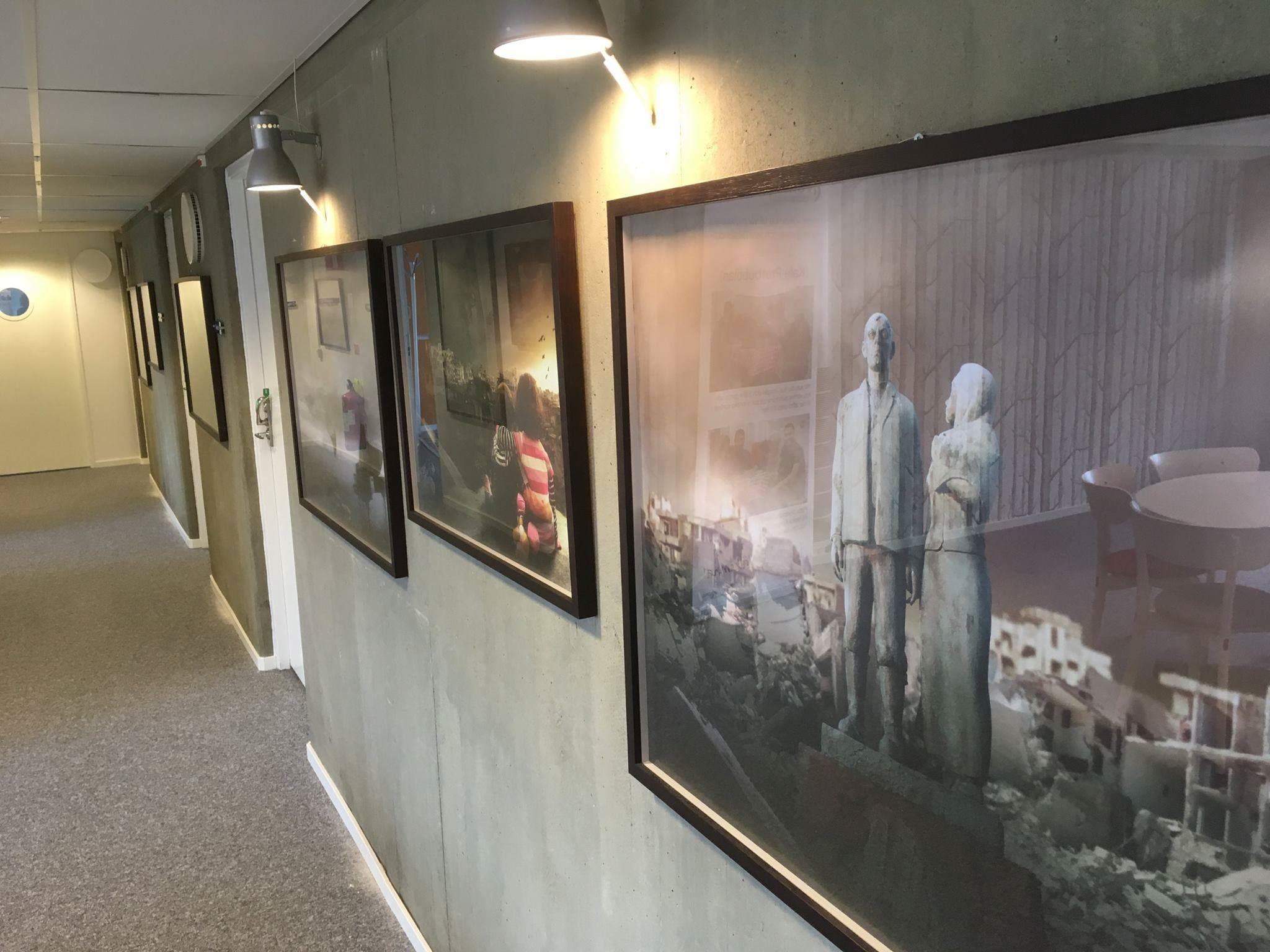 Utställning - Moustafa Jano