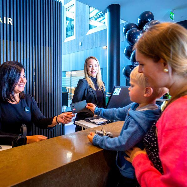 Superpakke: Kongeparken + Clarion Hotel + Museumsbillett