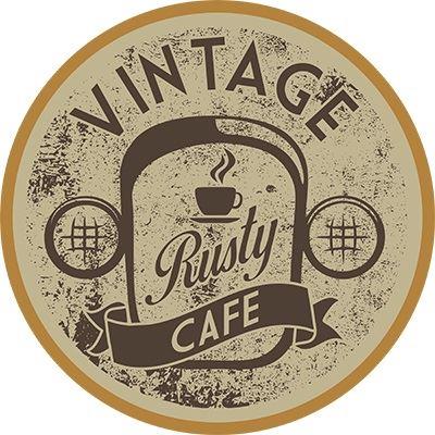 Vintage Rusty Cafe