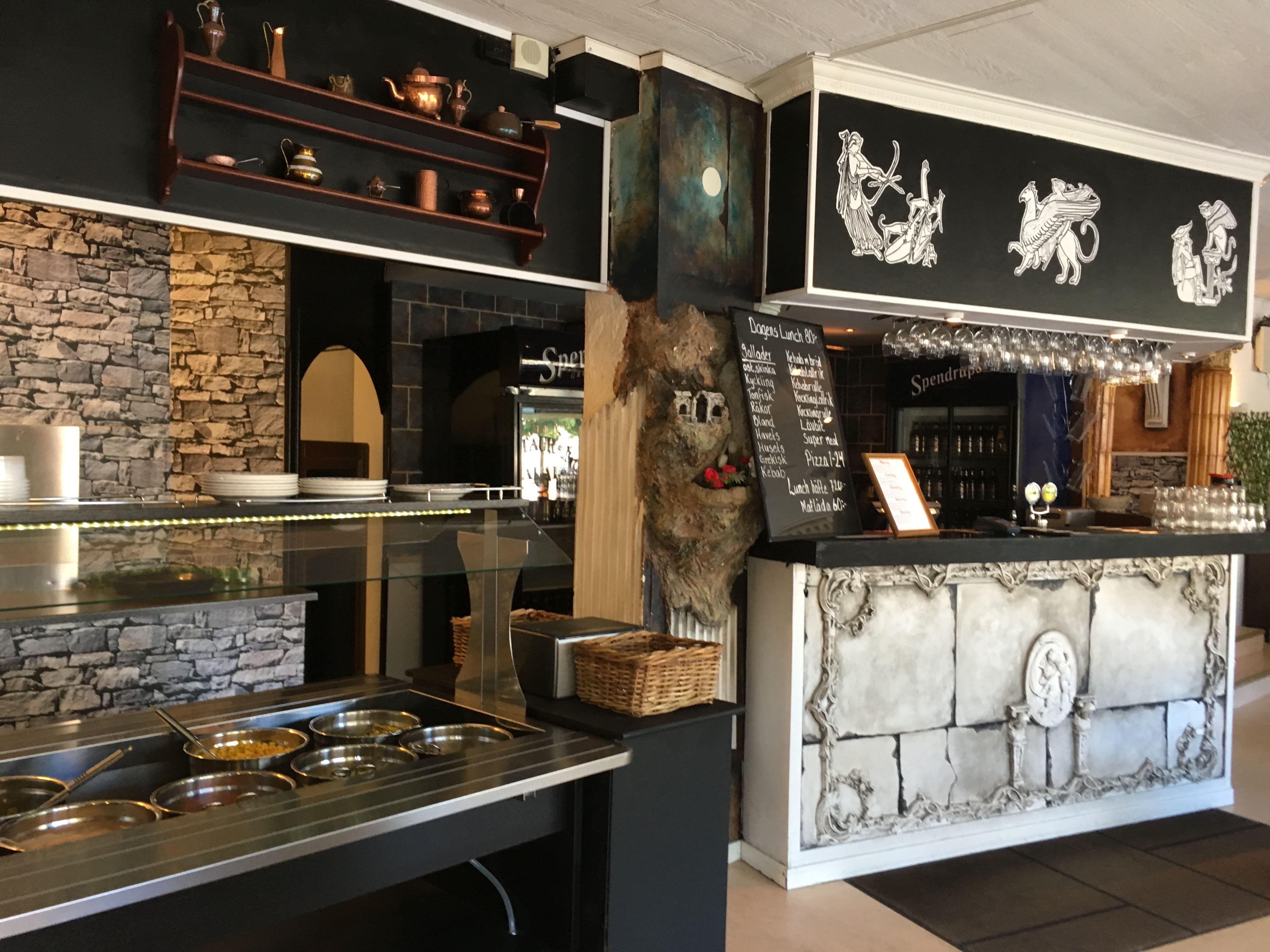Restaurang & Pizzeria Palaia