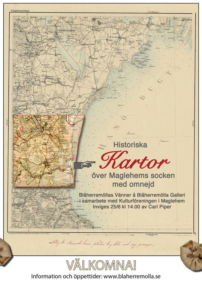 Historiska kartor