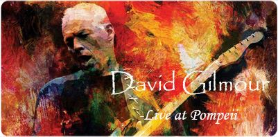 David Gilmour – Live at Pompeii - Live på bio