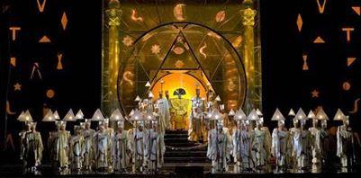 Operasäsongen 2017/2018 från The Metropolitan Opera i New York