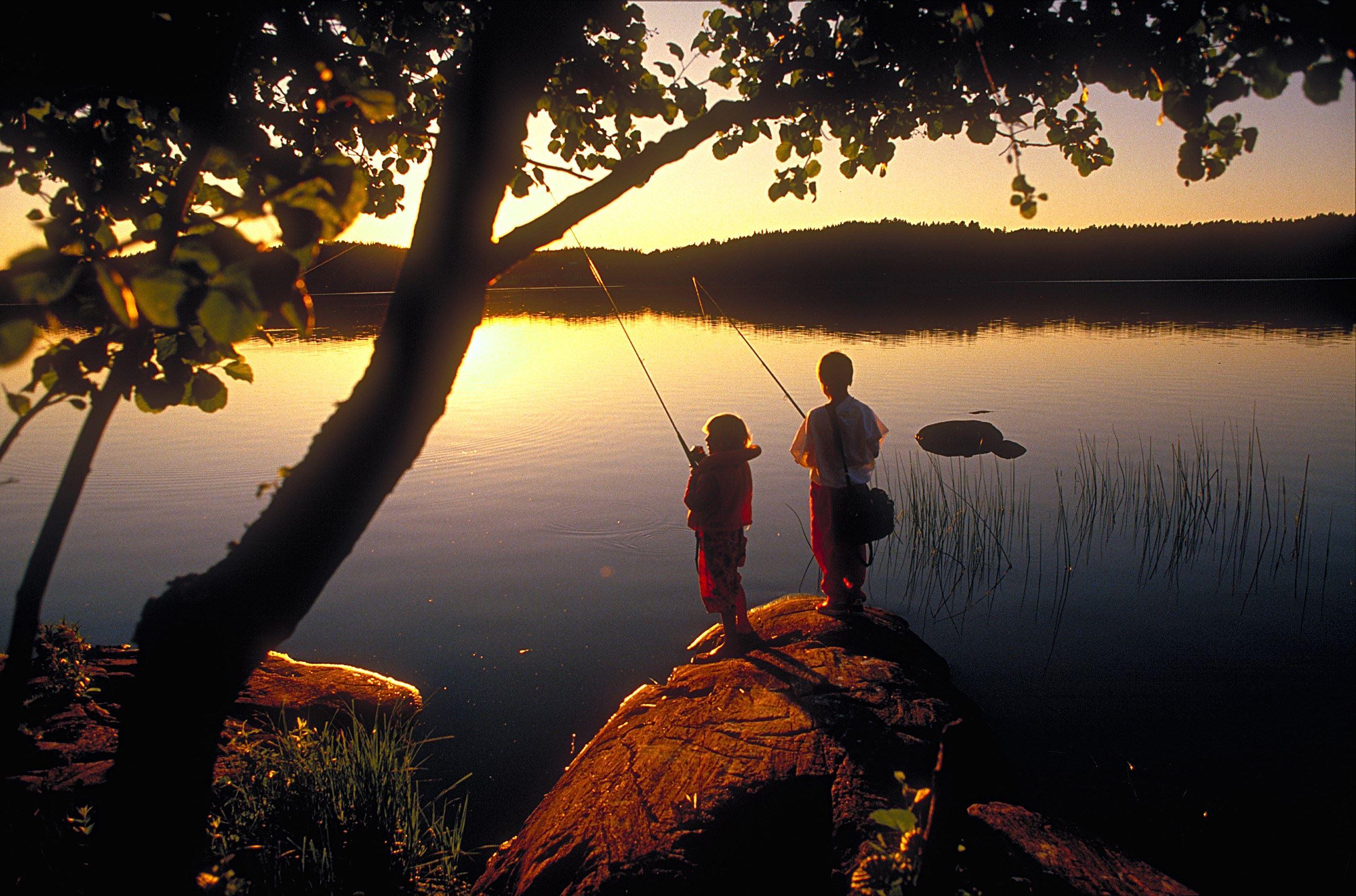 Fiskekort Bjärrödssjön