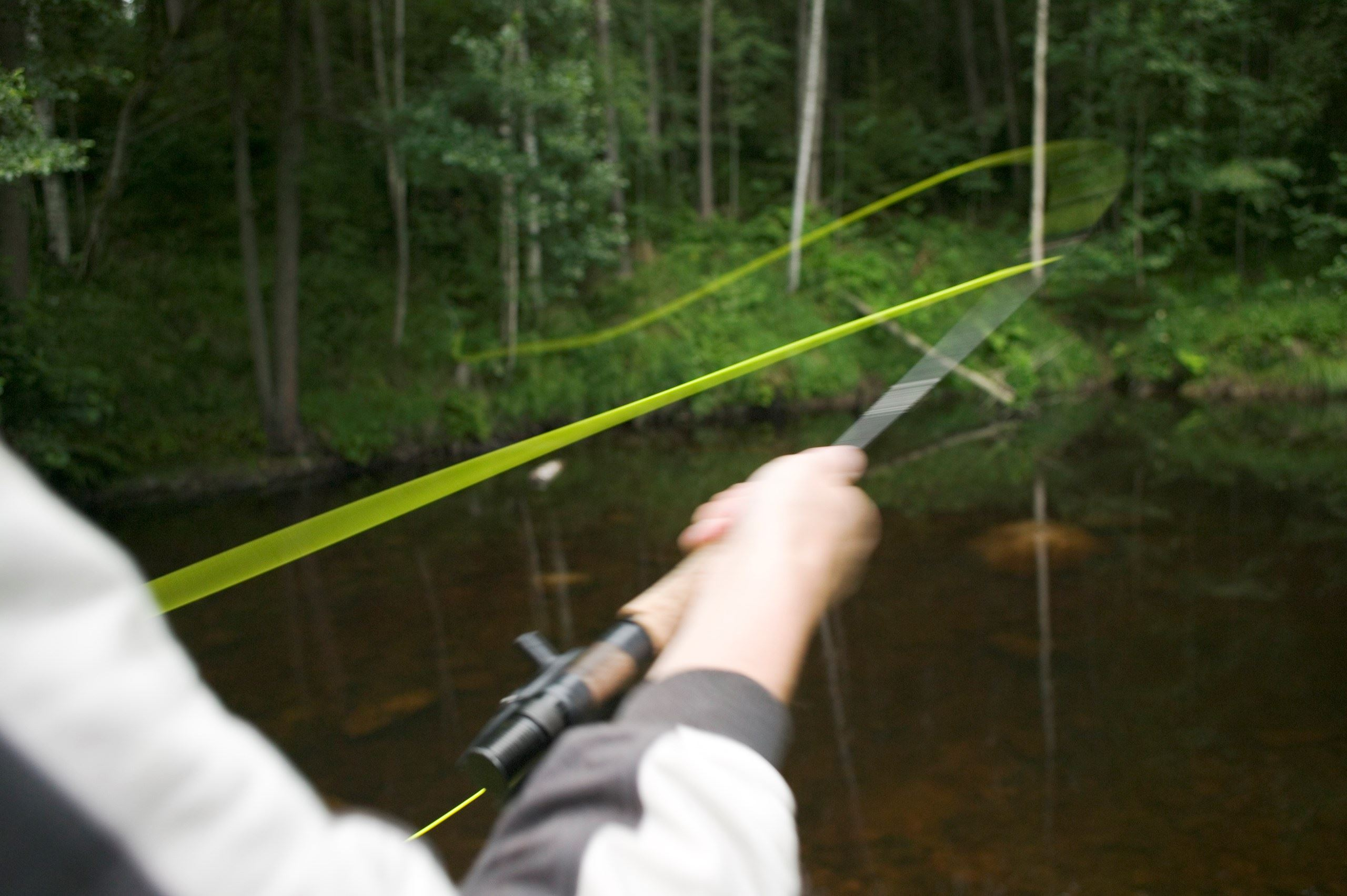 Fiskekort Krampensjöarna