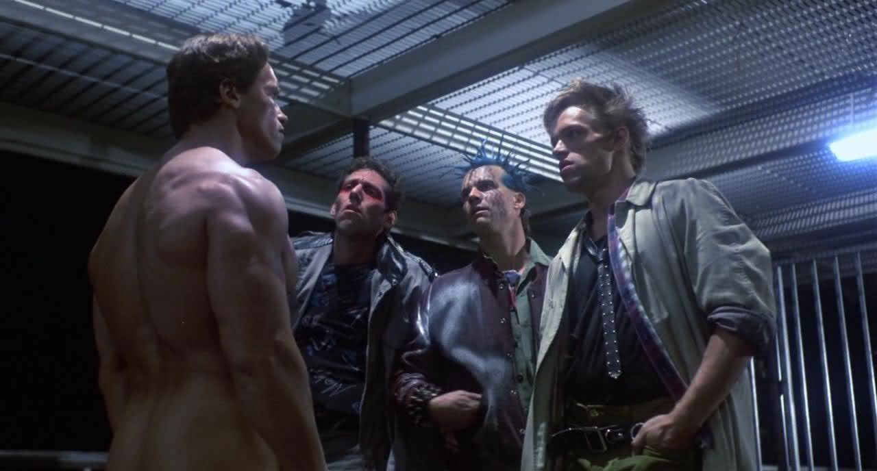 Utomhusbio The Terminator