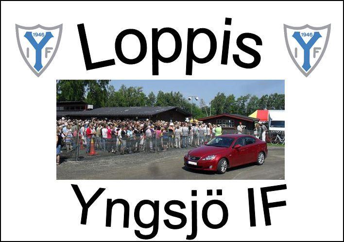 Yngsjö IF loppmarknad 2017
