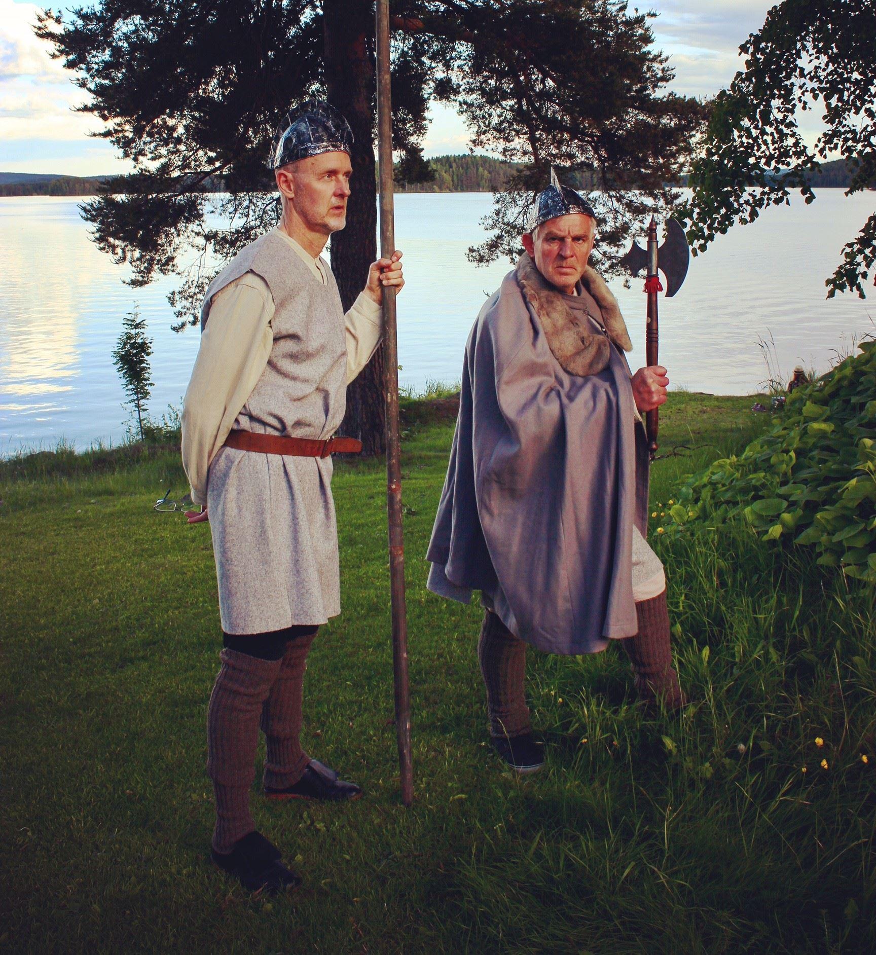 Spelet om Gustav Vasa - öden och äventyr i Dalarna