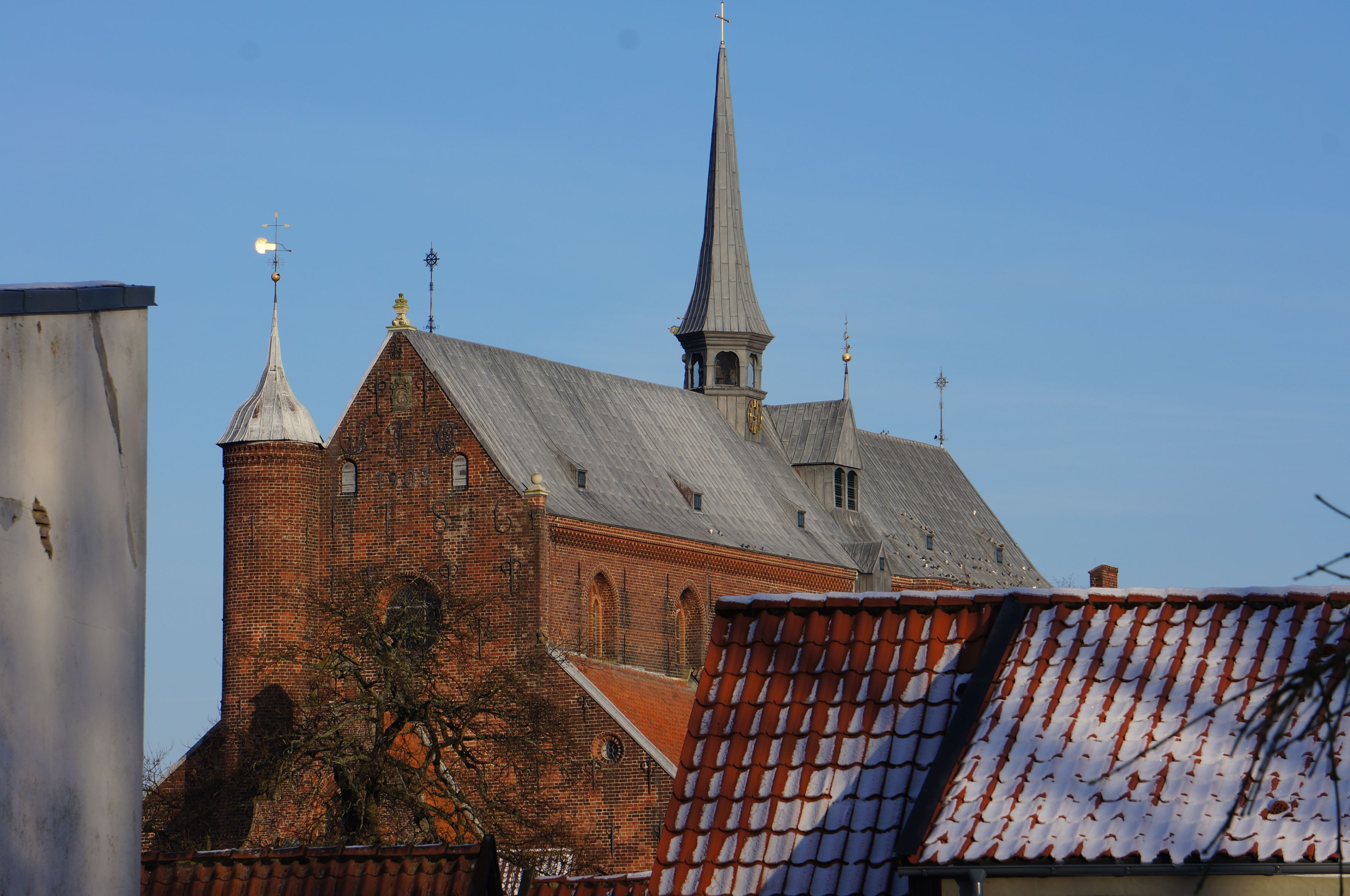 Guided tour in Haderslev Cathedral