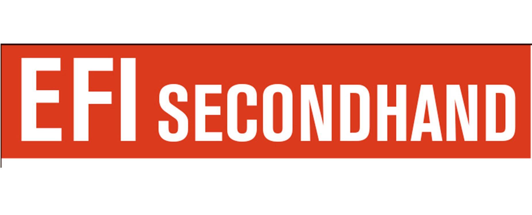Second Hand: EFI