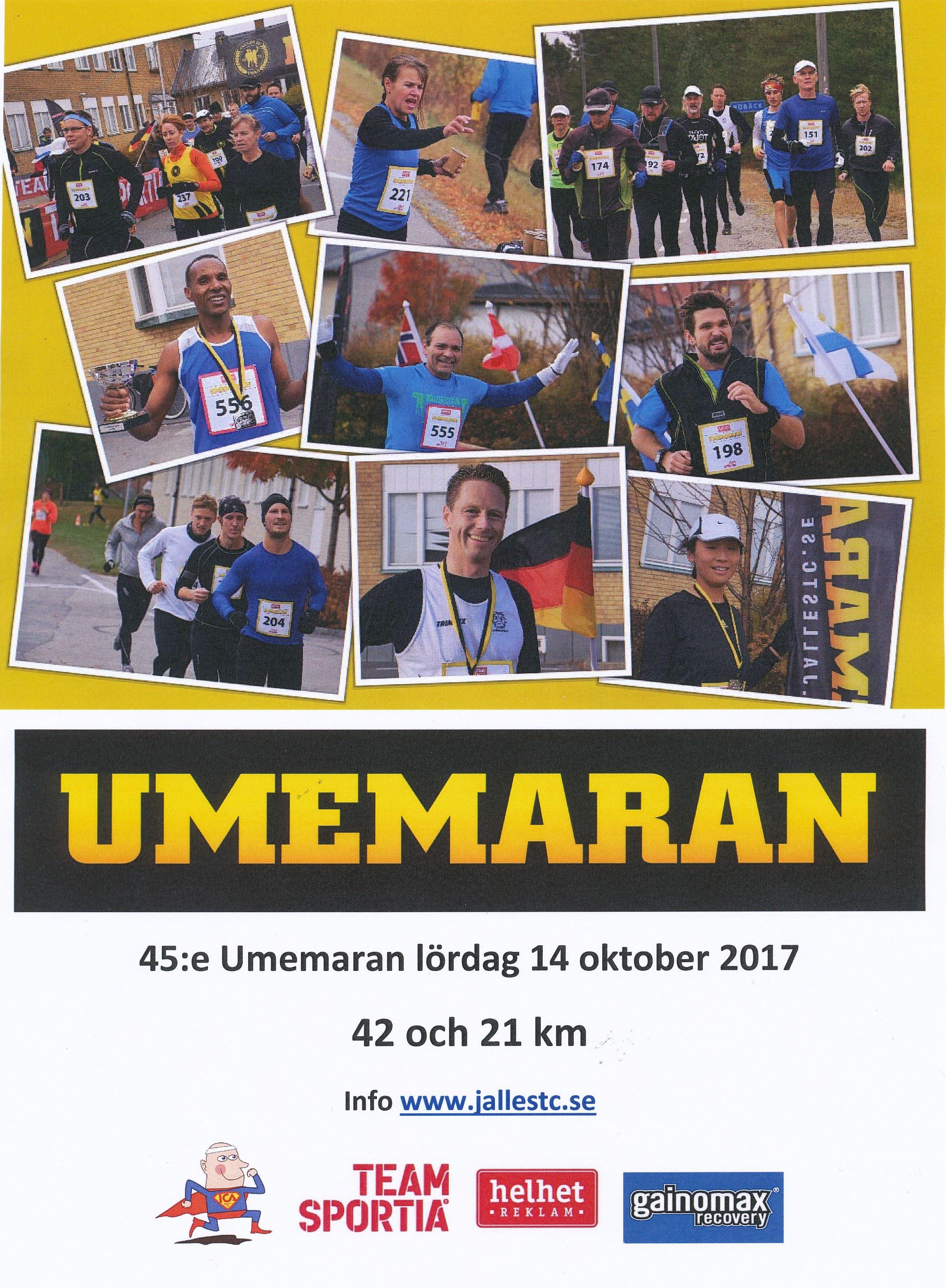 45:e Umemaran