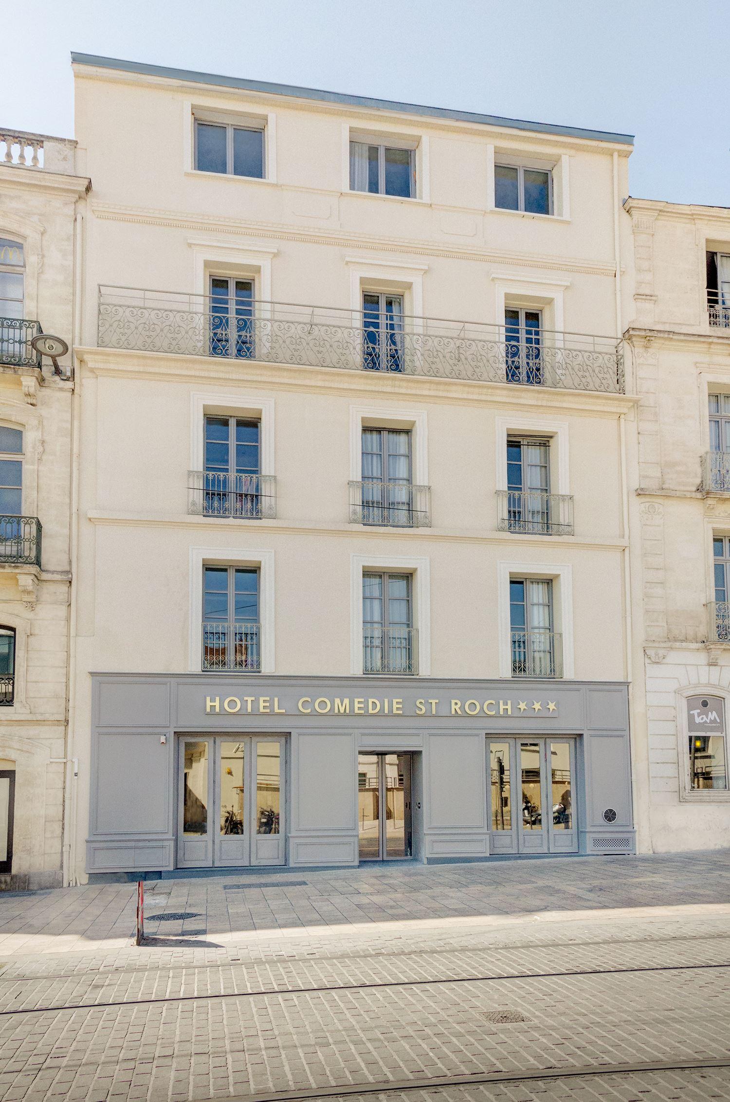 Hôtel Best Western Plus Comédie Saint Roch