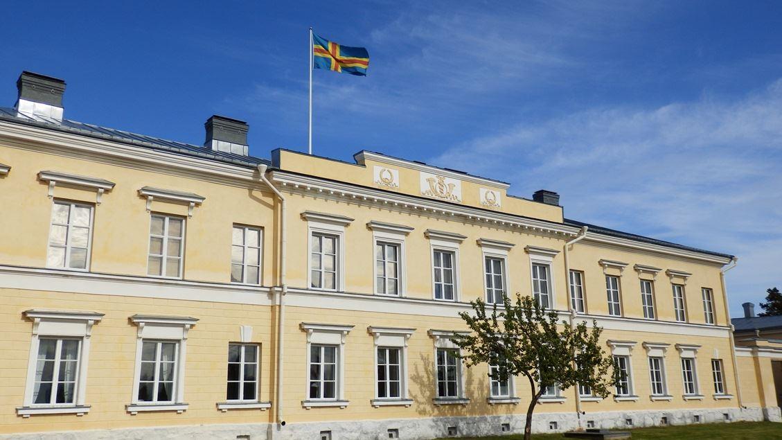 Barnens onsdag med aktiviteter på Eckerö Post- och tullhus