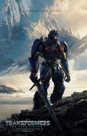 Elikuvateatteri: Transformers: The Last Knight 2D/3D
