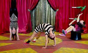 Sommarlovsaktivitet - Heja Dej - Show med Cirkus Cirkör