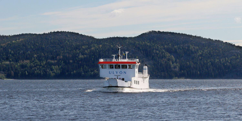 Skärgårdsbåtar i Höga Kusten