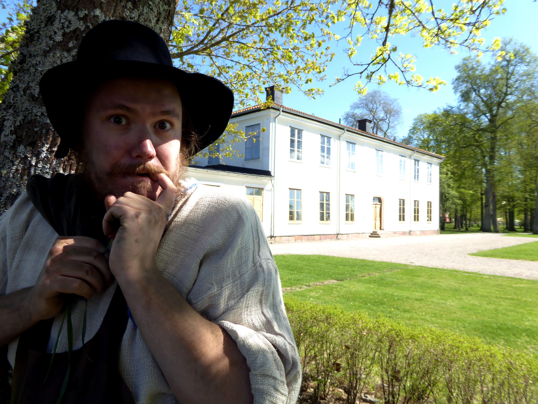 Smehalvan Lukas (Emil Holmgren)