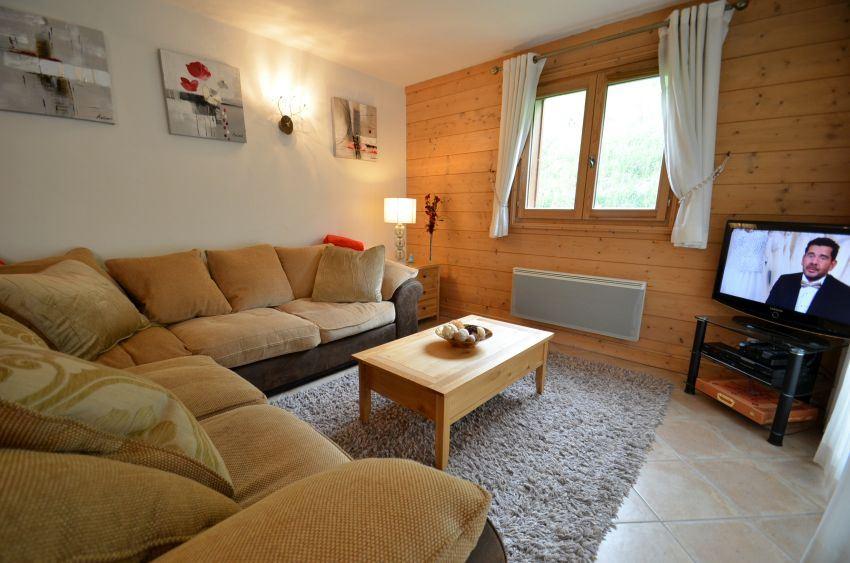 4 rooms 6 pers / LES CHALETS DU DORON 4