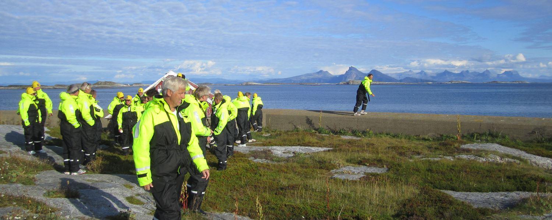 Seløy Kystferie kjører faste turer med RIB fra Seløy og Sandnessjøen i sommersesongen.