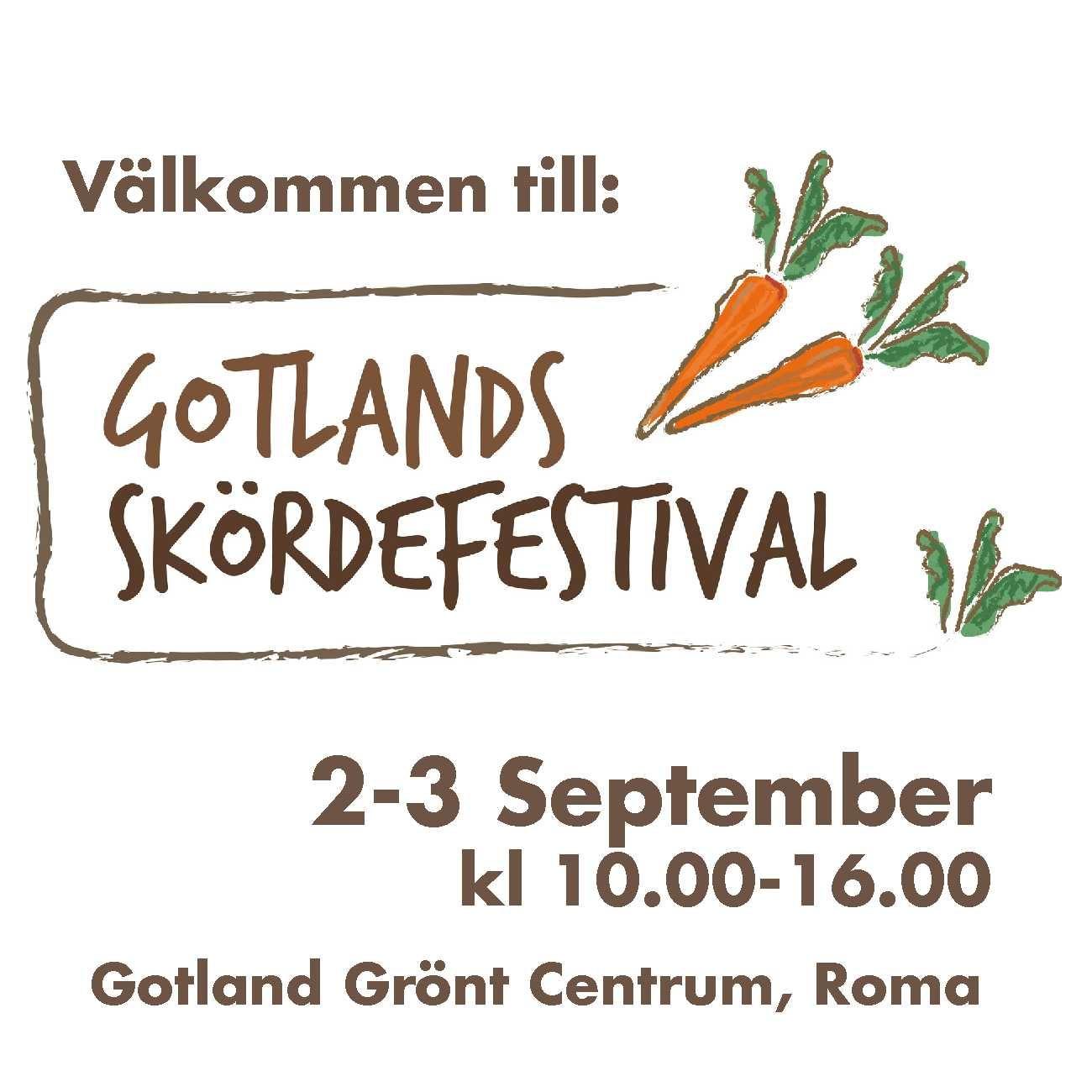 Gotland Harvest Festival 1-day pass