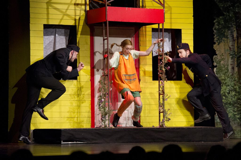 Summer theatre in Båstad - Pippi Långstrump