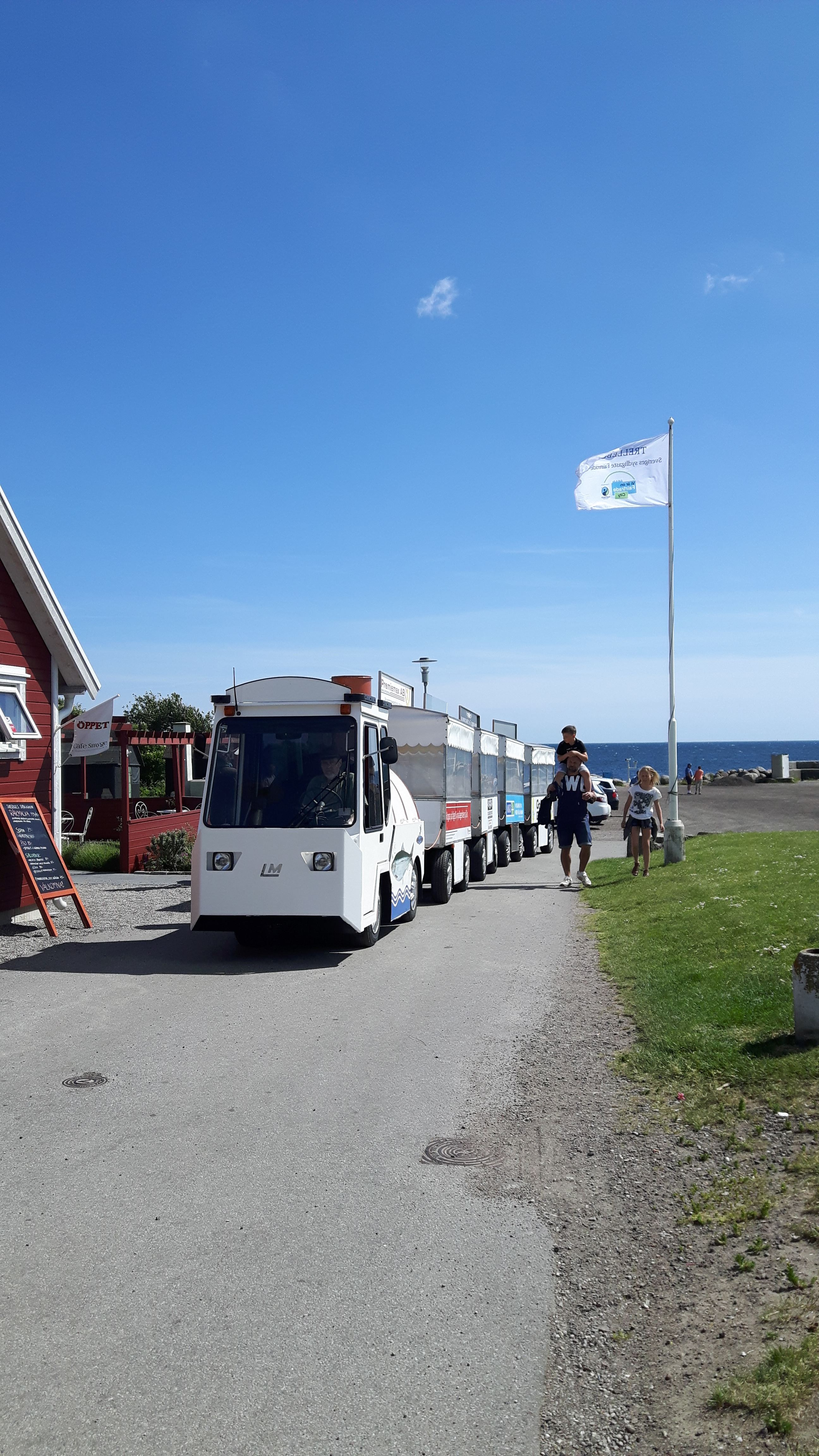 Sightseeing with Smyge expressen